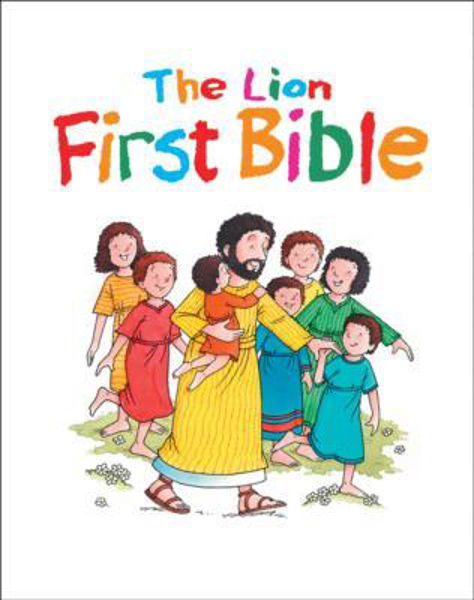 Picture of THE LION FIRST BIBLE Paperback