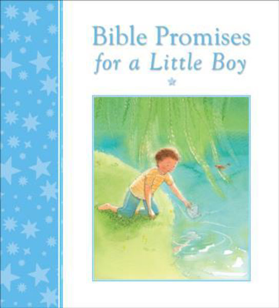 Picture of BIBLE PROMISES FOR A LITTLE BOY