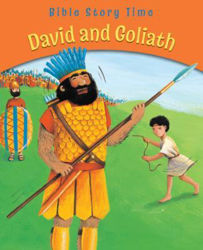 Picture of BIBLE STORY TIME/DAVID AND GOLIATH