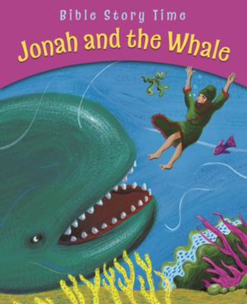 Picture of BIBLE STORY TIME/JONAH AND THE WHALE