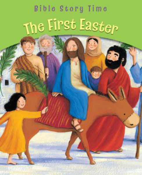 Picture of BIBLE STORY TIME/THE FIRST EASTER
