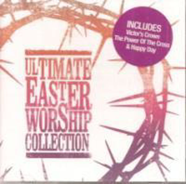 Picture of ULTIMATE EASTER WORSHIP COLLECTION CD