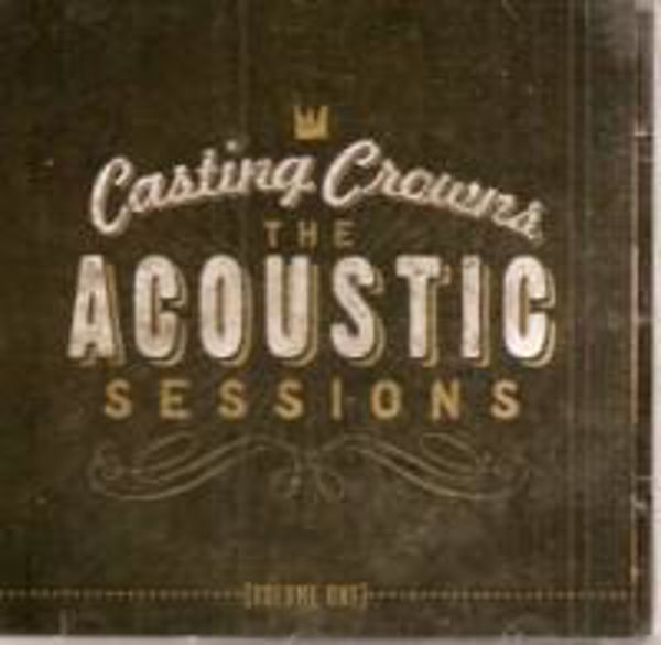 Picture of THE ACOUSTIC SESSIONS CD Volume 1