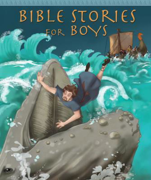 Picture of BIBLE STORIES FOR BOYS