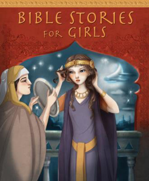 Picture of BIBLE STORIES FOR GIRLS