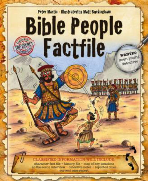 Picture of BIBLE PEOPLE FACTFILE