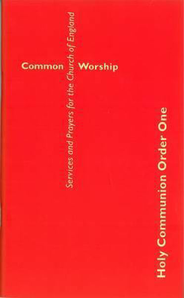 Picture of HOLY COMMUNION Order One LP Common Worsh