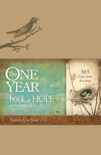 Picture of THE ONE YEAR BOOK OF HOPE DEVOTIONAL