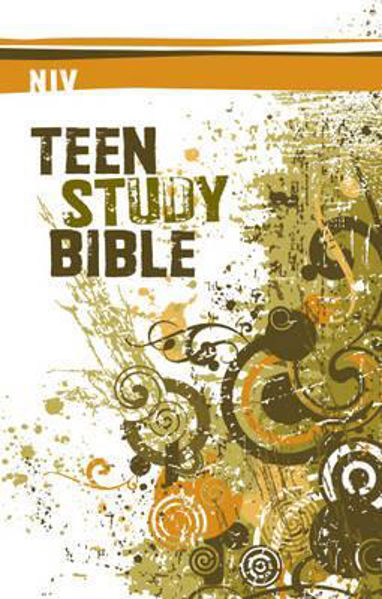Picture of NIV 2011/TEEN STUDY BIBLE