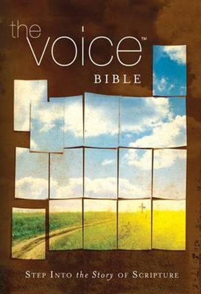 Picture of THE VOICE/BIBLE Hardback