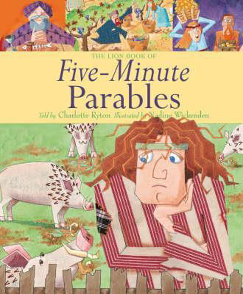 Picture of THE LION BOOK OF FIVE-MINUTE PARABLES