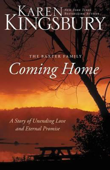 Picture of THE BAXTER FAMILY/ COMING HOME