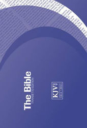 Picture of KJV Transetto Text Edition - Purple