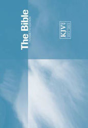 Picture of KJV Transetto Text Edition - Blue