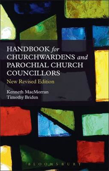Picture of HANDBOOK FOR CHURCHWARDENS