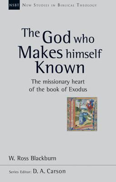 Picture of NSBT SERIES/THE GOD WHO MAKES HIMSELF