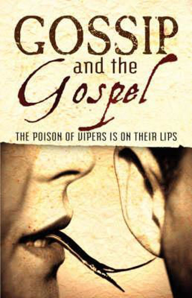 Picture of GOSSIP AND THE GOSPEL