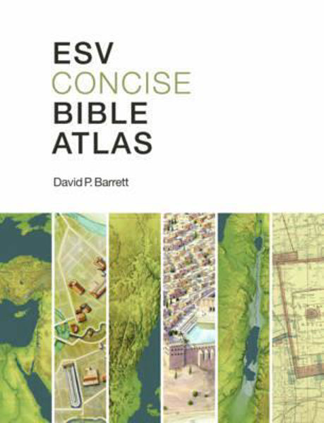 Picture of ESV CONCISE BIBLE ATLAS