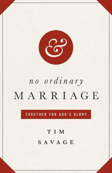 Picture of NO ORDINARY MARRIAGE