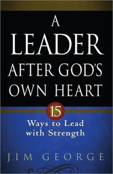 Picture of A LEADER AFTER GOD'S OWN HEART: Nehemiah