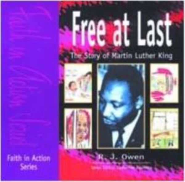 Picture of FAITH IN ACTION/FREE AT LAST Martin King