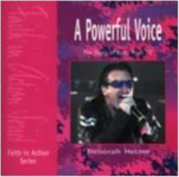 Picture of FAITH IN ACTION/A POWERFUL VOICE Bono U2