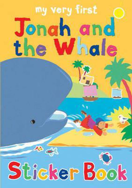 Picture of MVF/ JONAH AND THE WHALE STICKER BOOK