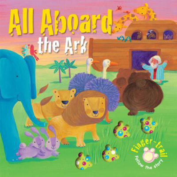 Picture of ALL ABOARD THE ARK
