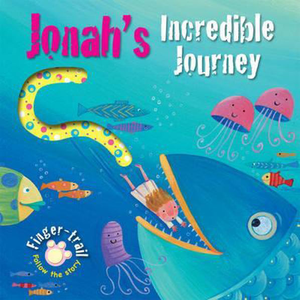 Picture of JONAH'S INCREDIBLE JOURNEY