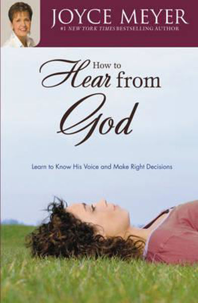 Picture of HOW TO HEAR FROM GOD