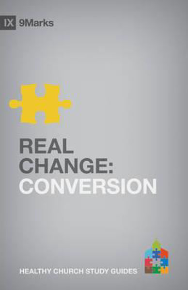 Picture of 9Marks STUDY/REAL CHANGE