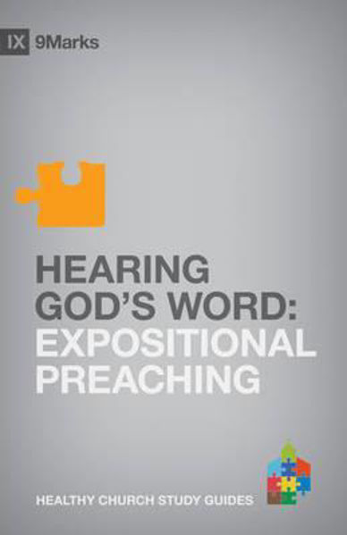 Picture of 9Marks STUDY/HEARING GODS WORD