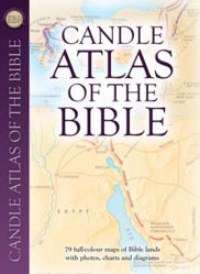 Picture of EBR/CANDLE ATLAS OF THE BIBLE