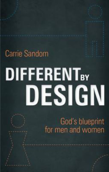 Picture of DIFFERENT BY DESIGN God's blueprint