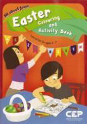 Picture of EASTER Colouring activity book age 2-7