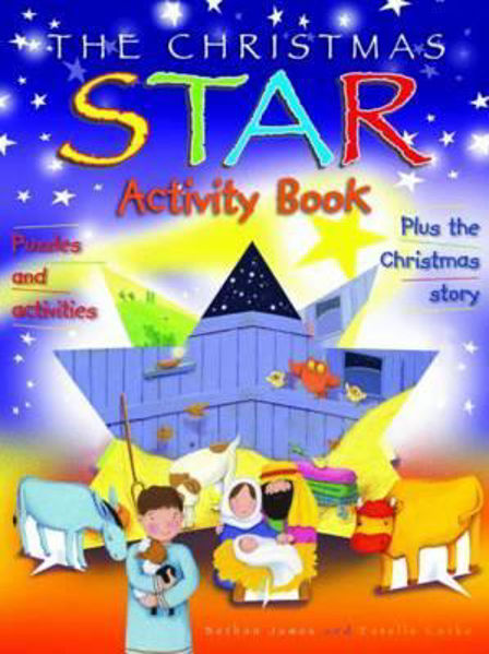Picture of CHRISTMAS STAR ACTIVITY BOOK