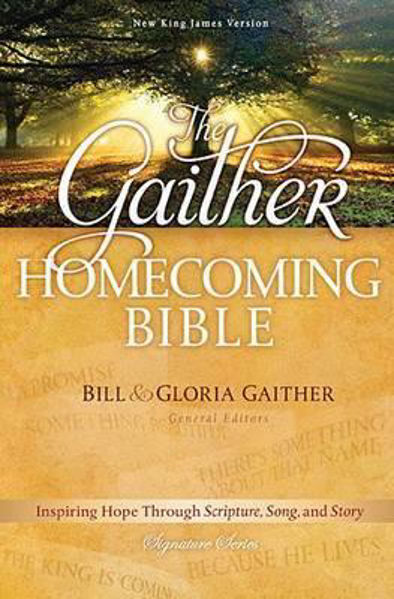 Picture of NKJV Gaither Homecoming Bible