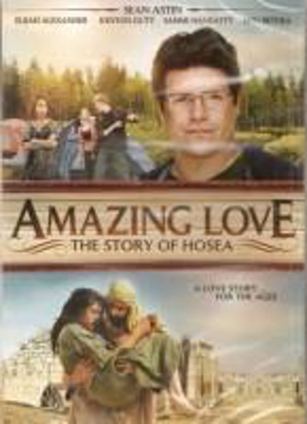 Picture of AMAZING LOVE The Story of Hosea DVD