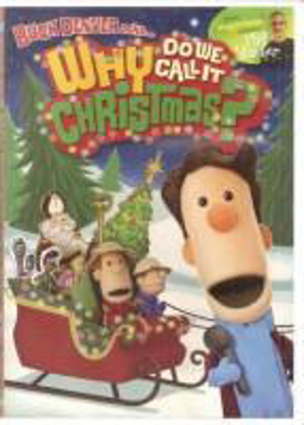 Picture of WHAT'S IN THE BIBLE/WHY DO WE CALL IT CHRISTMAS? DVD
