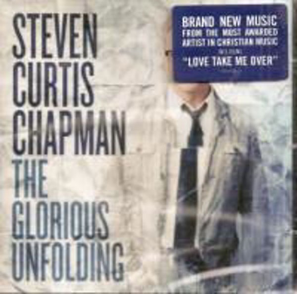 Picture of THE GLORIOUS UNFOLDING CD Steven Chapman