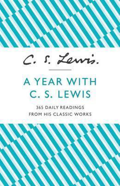 Picture of A YEAR WITH C.S LEWIS 365 Daily Readings
