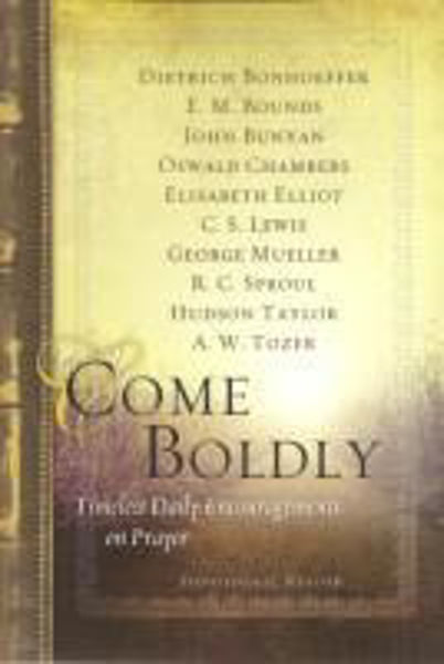 Picture of COME BOLDLY