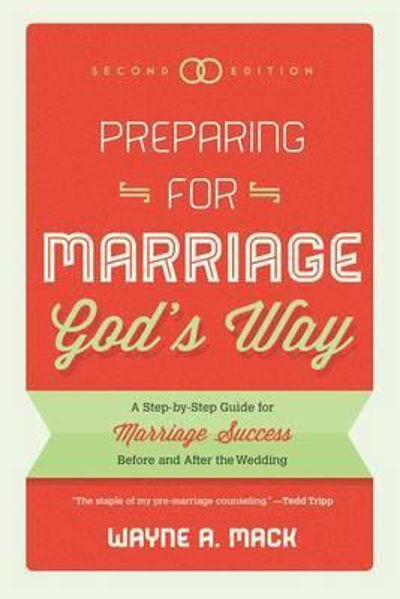 Picture of PREPARING FOR MARRIAGE GOD'S WAY