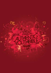 Picture of ERV AUTHENTIC YOUTH BIBLE Red Hardback