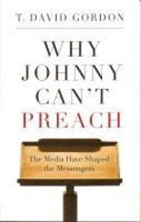 Picture of WHY JOHNNY CAN'T PREACH