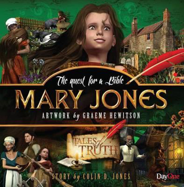Picture of TALES of TRUTH/#1 MARY JONES