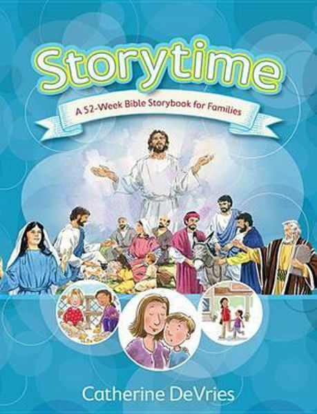 Picture of STORYTIME 52 week Bible storybook