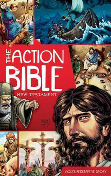 Picture of THE ACTION BIBLE New Testament