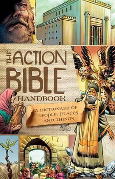 Picture of THE ACTION BIBLE Handbook