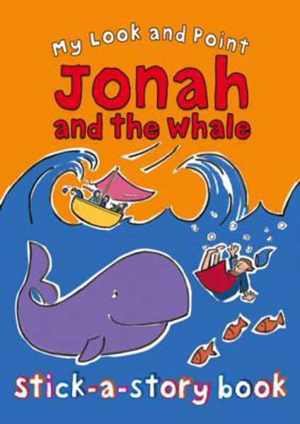 Picture of MY LOOK AND POINT/JONAH and the WHALE